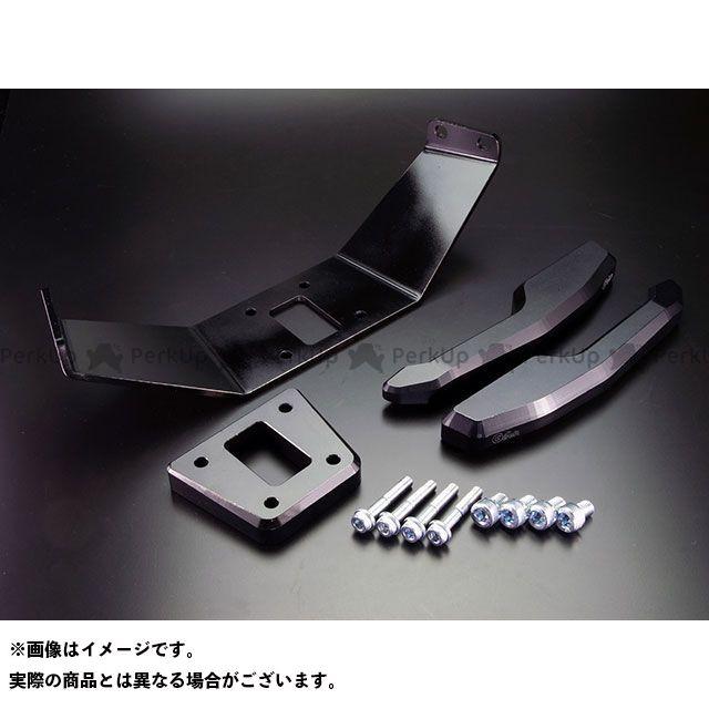 ジークラフト Z125プロ タンデム用品 グラブバー