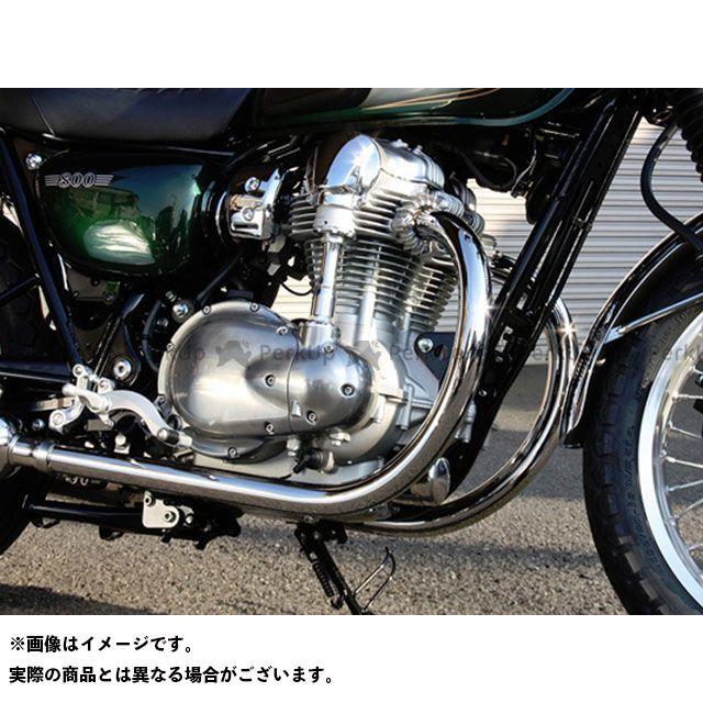 ビートジャパン W800 マフラー本体 NASSERT TRAD-V タイプ:ステンレス/ステンレス BEET