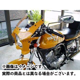 WW ルネッサ カウル・エアロ 汎用ビキニカウル DS-01 typeR(オレンジカクテル1) ワールドウォーク