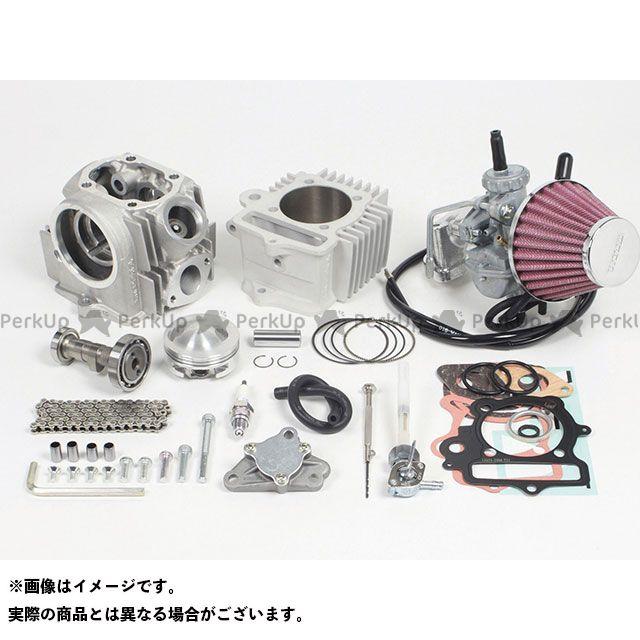 【無料雑誌付き】TAKEGAWA ゴリラ モンキー モンキーバハ ボアアップキット 17R-Stage Eコンボキット 106cc(スカットシリンダー) SP武川