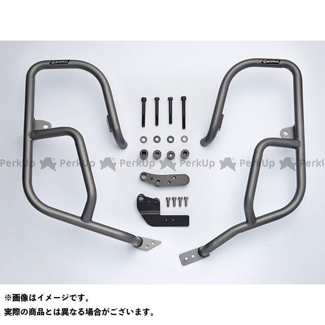 profest MT-09 エンジンガード プロテクション・エンジンガード ガンメタル プロフェスト