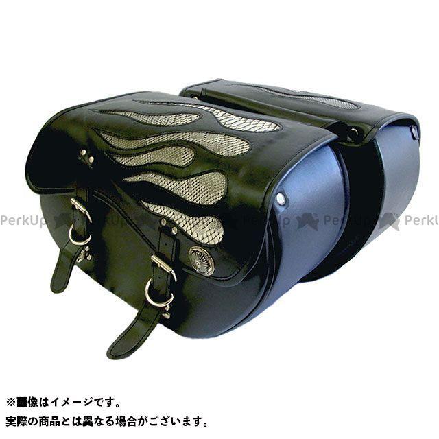 クロス ツーリング用バッグ BASIC DOUBLE サイドバッグ ダブルバッグ MFH-407C Xross