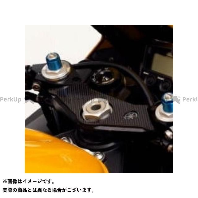 EU YAMAHA YZF-R6 その他ハンドル関連パーツ R6(03) カーボン・ヨーク・プロテクター