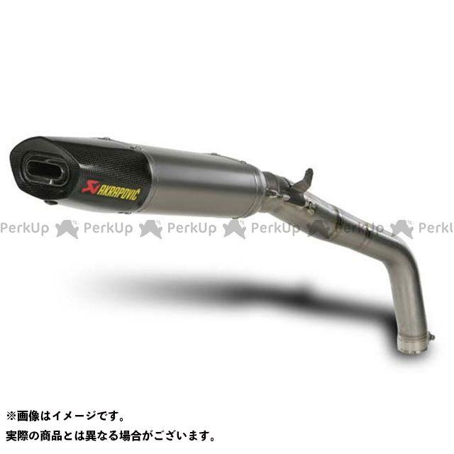 AKRAPOVIC CBR600RR マフラー本体 スリップオンマフラー e1(チタン) アクラポビッチ