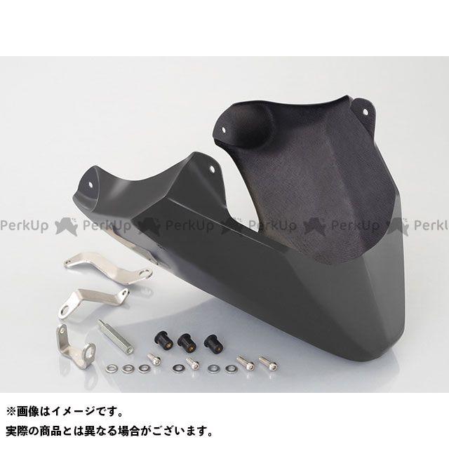KITACO Z125プロ カウル・エアロ ストリートアンダーカウル 材質:FRP/ゲルコート黒 キタコ