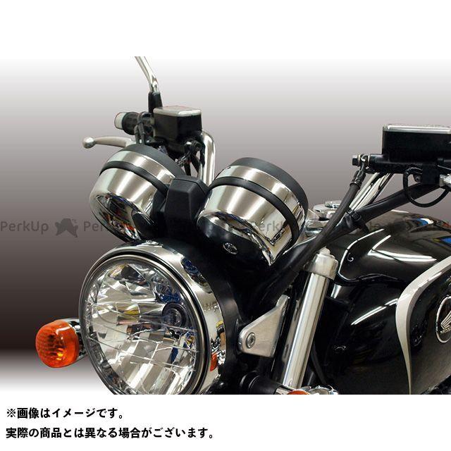 【エントリーで最大P23倍】FORCE DESIGN CB1100 メーターカバー類 CB1100 メッキメーターカバー フォルスデザイン