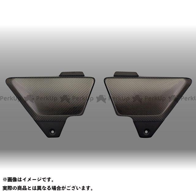 FORCE DESIGN CB1100EX カウル・エアロ CB1100EX カーボンサイドカバー カラー:綾織りカーボン 仕様:立体エンブレム無し フォルスデザイン