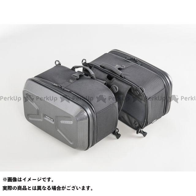 TANAX ツーリング用バッグ MOTO FIZZ ミニシェルケース(ツーリング) カーボン柄 タナックス