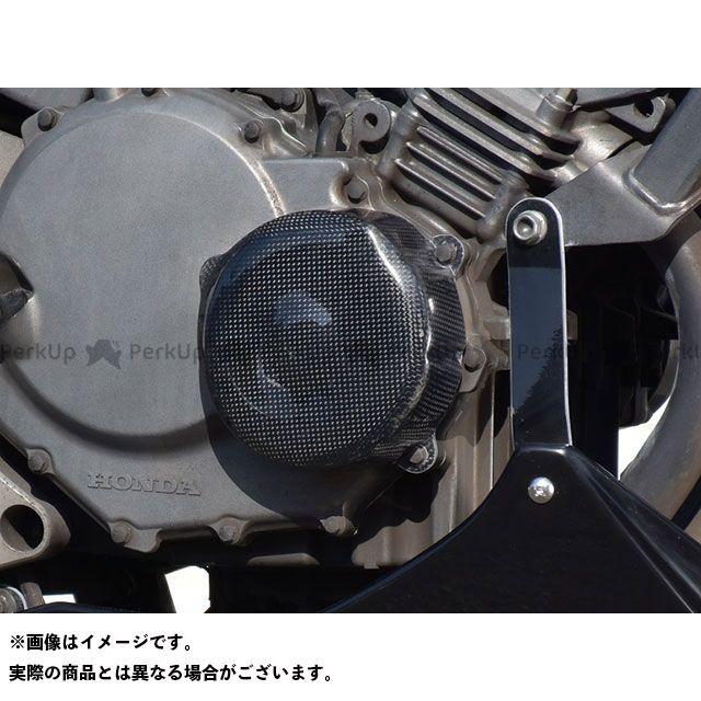 才谷屋ファクトリー ホーネット ドレスアップ・カバー エンジンプロテクター 仕様:カーボン(綾織り) 才谷屋