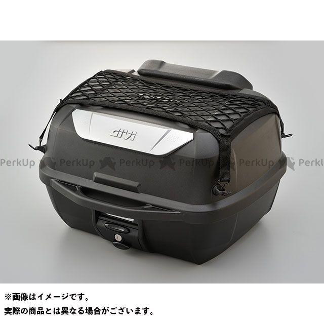 GIVI ツーリング用ボックス E43NTL-ADV モノロックケース(未塗装ブラック) ジビ