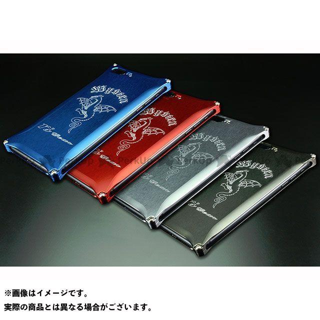 R's GEAR 小物・ケース類 iPhon 8 / 7用 ワイバンスマートフォンケース カラー:シルバー アールズギア