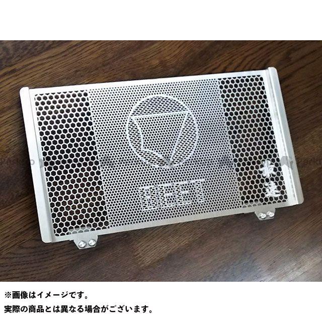 ビートジャパン YZF-R25 YZF-R3 ラジエター関連パーツ ラジエターガード