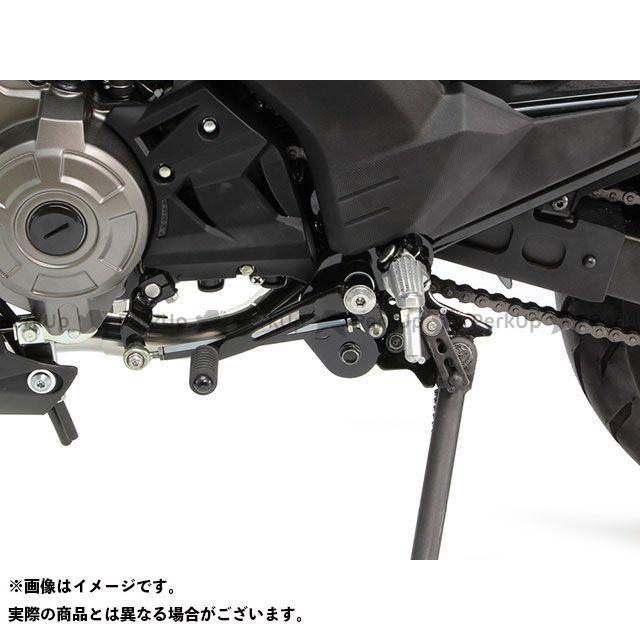 【無料雑誌付き】HURRICANE Z125プロ バックステップ関連パーツ バックステップキット ハリケーン