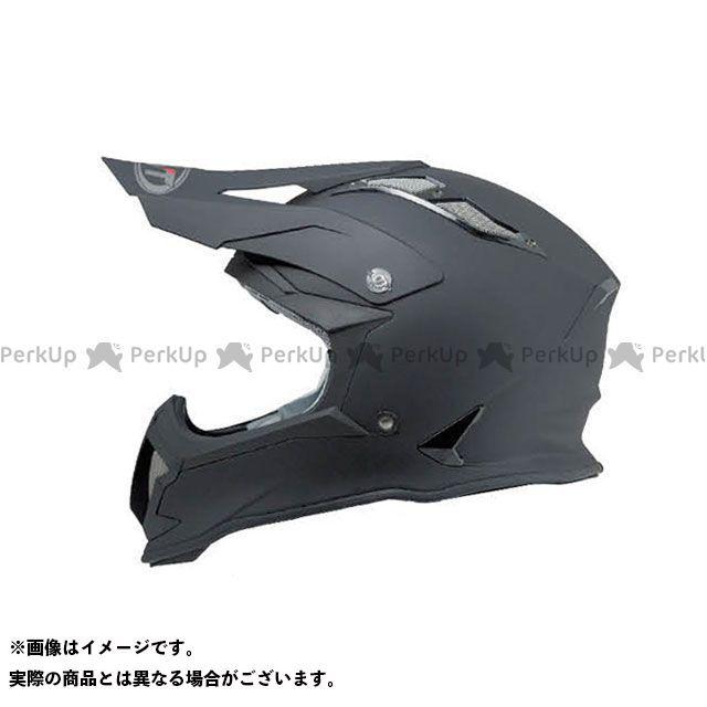 ケーワイティー オフロードヘルメット STRIKE EAGLE カラー:マットブラック サイズ:M/57-58cm KYT