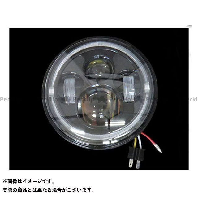 【無料雑誌付き】ネオファク ハーレー汎用 ヘッドライト・バルブ 7in LEDヘッドライト ネオファクトリー
