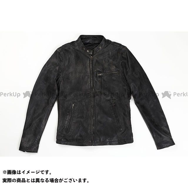 RIDEZ ジャケット ACE JACKET カラー:ランプブラック サイズ:M ライズ