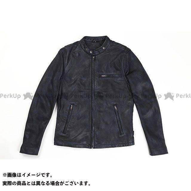 RIDEZ ジャケット ACE JACKET カラー:ブラック/ブルー サイズ:S ライズ