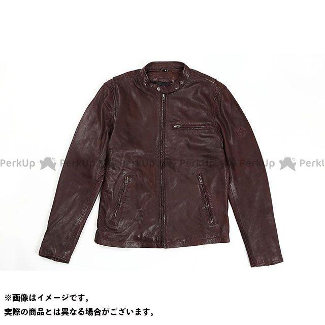 RIDEZ ジャケット ACE JACKET カラー:ボルドー サイズ:M ライズ