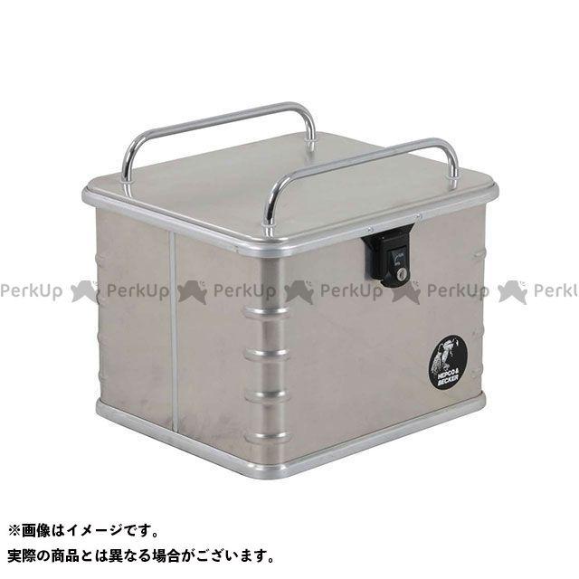 【エントリーで更にP5倍】HEPCO&BECKER 汎用 ツーリング用ボックス アルミトップケース Standard 35 ヘプコアンドベッカー