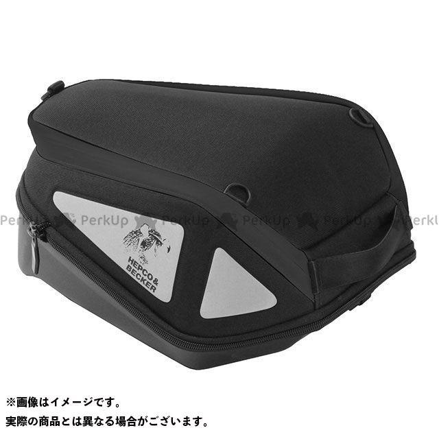 HEPCO&BECKER 汎用 ツーリング用バッグ タンクバック 「ROYSTER/ロイスター」 カラー:ブラック ヘプコアンドベッカー