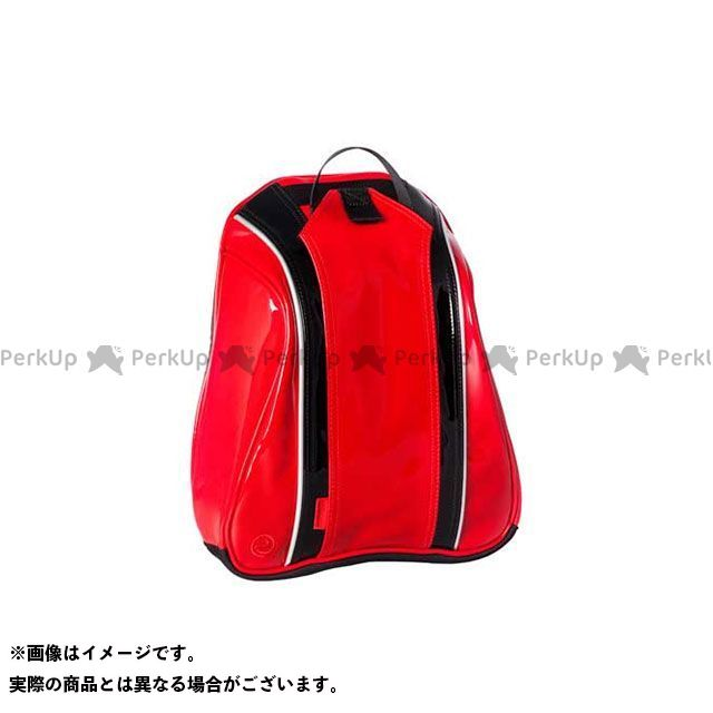 SHINICHIRO ARAKAWA シンイチロウアラカワ ツーリング用バッグ 1DAY STARMAN BAG mini レッド×ブラック