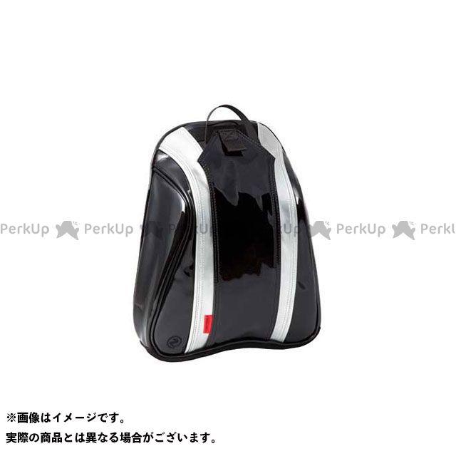 シンイチロウアラカワ ツーリング用バッグ 1DAY STARMAN BAG mini カラー:ブラック×シルバー SHINICHIRO ARAKAWA