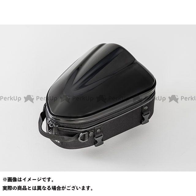 TANAX ツーリング用バッグ シェルシートバッグSS カラー:ブラック タナックス