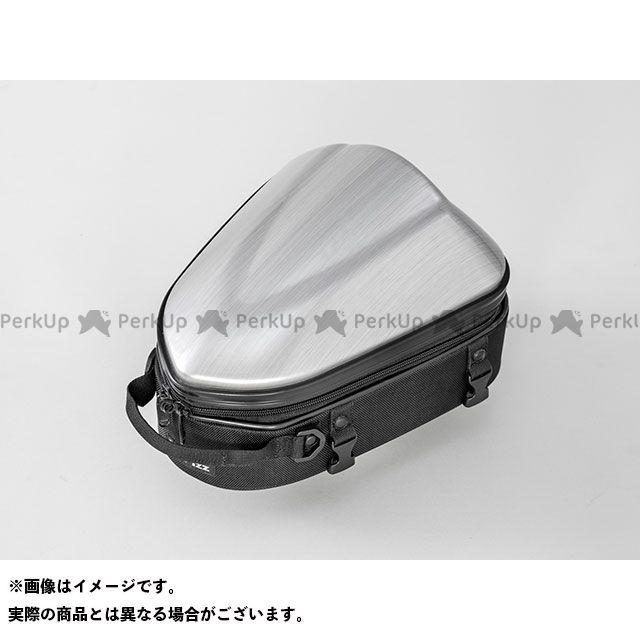 TANAX ツーリング用バッグ シェルシートバッグSS カラー:ヘアラインシルバー タナックス