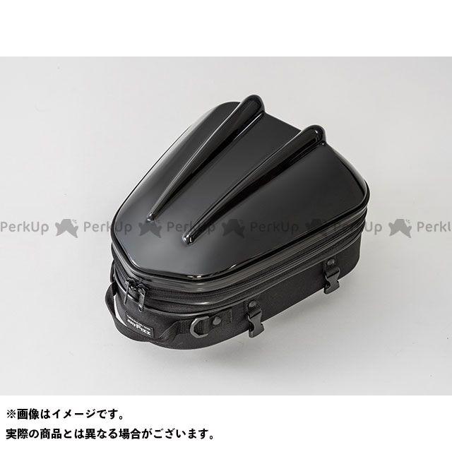 TANAX ツーリング用バッグ シェルシートバッグMT カラー:ブラック タナックス