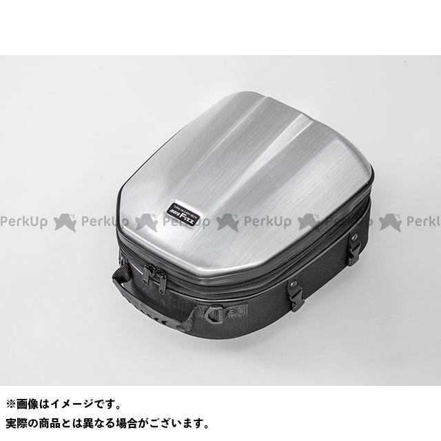 TANAX ツーリング用バッグ シェルシートバッグGT カラー:ヘアラインシルバー タナックス