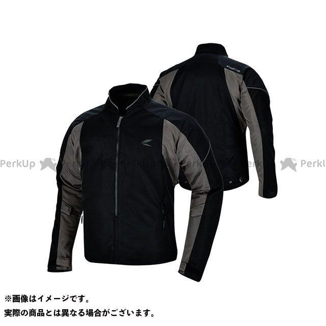 アールエスタイチ ジャケット RSJ317 クルーメッシュジャケット カラー:ブラック/グレー サイズ:3XL RSタイチ