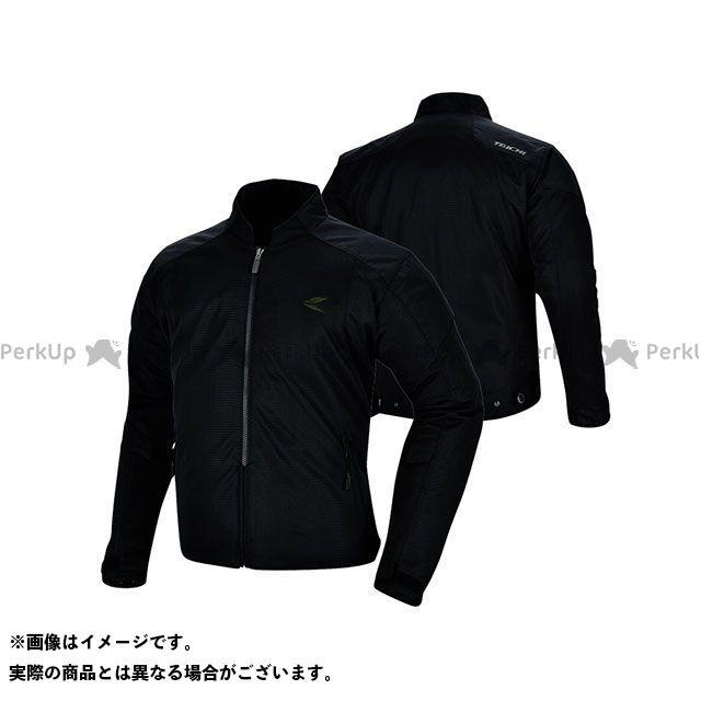 アールエスタイチ ジャケット RSJ317 クルーメッシュジャケット カラー:ブラック サイズ:XL RSタイチ