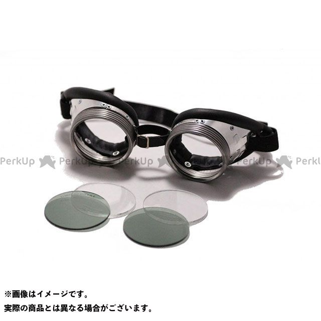 ソニックギア ゴーグル本体 Mechanic goggles(メカニックゴーグル)ノーズアジャスタブルタイプ SONIC GEAR