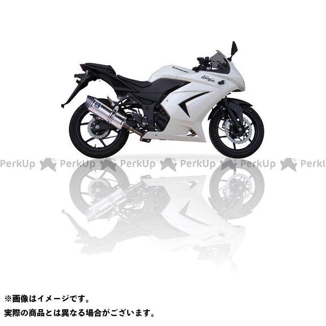 IXIL その他のモデル マフラー本体 KAWASAKI ZX250 SLIP ON マフラータイプ:SOVE-オーバルタイプ フルエキ イクシル