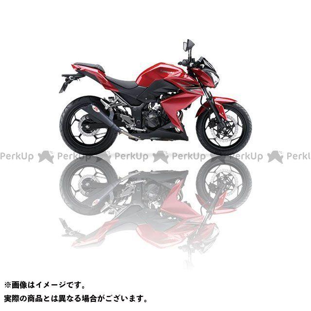 送料無料 IXIL Z250 マフラー本体 KAWASAKI Z250-300R (13) SLIP ON X55B