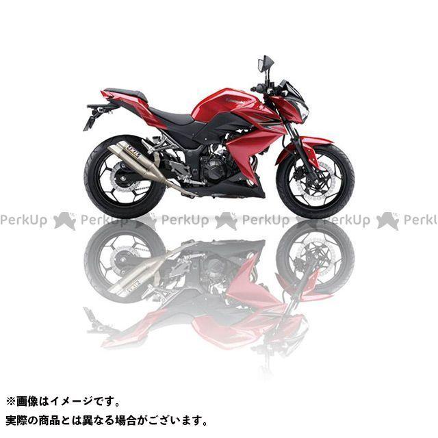 IXIL Z250 マフラー本体 KAWASAKI Z250-300R (13) SLIP ON L3X イクシル