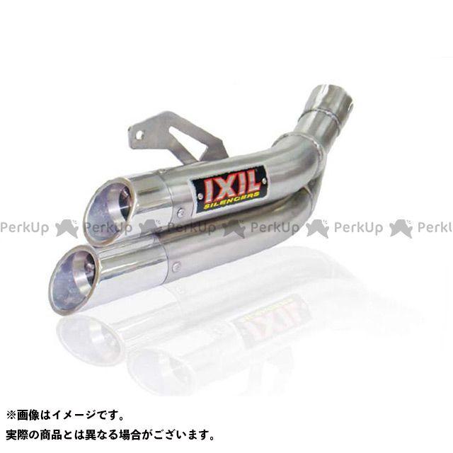 IXIL ニンジャ250SL マフラー本体 KAWASAKI NINJA250 SL (15) SLIP ON L3X イクシル