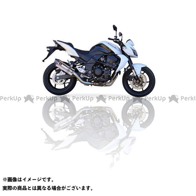 IXIL Z750S マフラー本体 KAWASAKI Z750 S/R (07-12) ZR750L SLIP ON マフラータイプ:SOVS-オーバルタイプ フルエキ イクシル