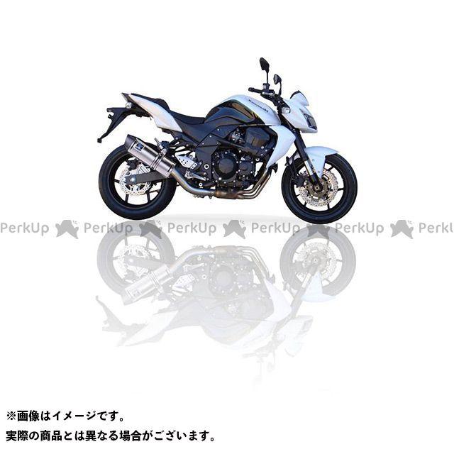 IXIL Z750S マフラー本体 KAWASAKI Z750 S/R (07-12) ZR750L SLIP ON マフラータイプ:SOVE-オーバルタイプ フルエキ イクシル
