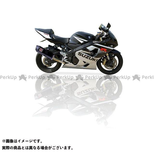 IXIL GSX-R600 マフラー本体 スズキ GSX 600 R (01-03) AL スリップオンマフラー マフラータイプ:XOVS イクシル