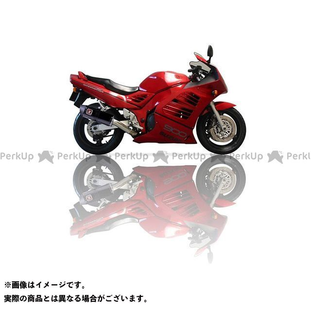 IXIL RF900R マフラー本体 スズキ RF 900 R GT73D スリップオンマフラー マフラータイプ:XOVS イクシル