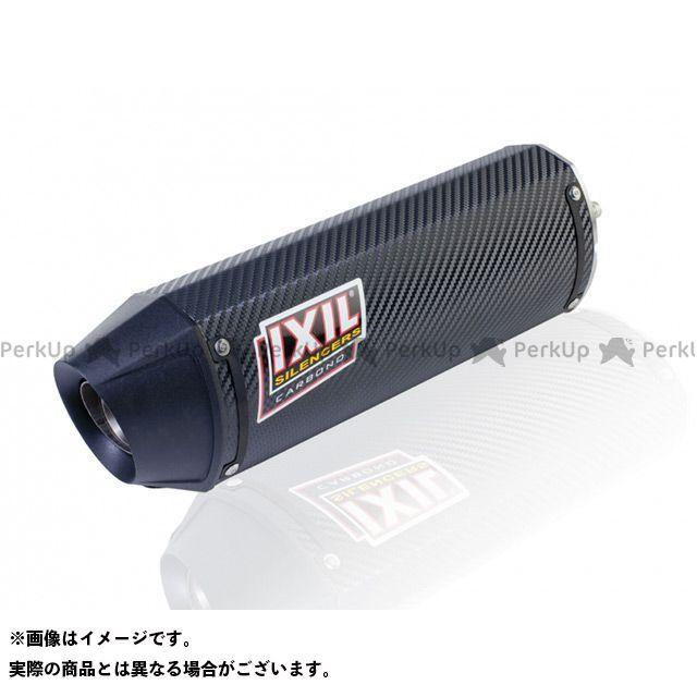IXIL GSF1200 マフラー本体 スズキ GSF 1200 N BANDIT (00-05) WVA9 スリップオンマフラー マフラータイプ:COV イクシル
