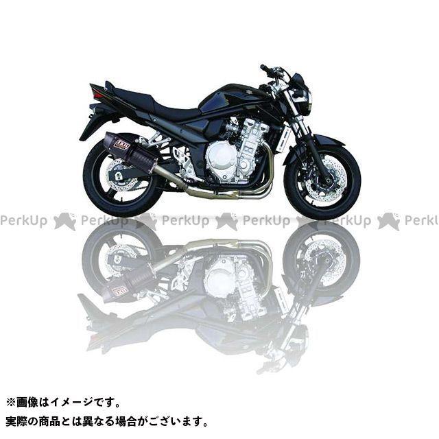 IXIL バンディット1250 マフラー本体 スズキ GSF 1250 N BANDIT (07-15) CH スリップオンマフラー マフラータイプ:COV-オーバルタイプ フルエキ イクシル