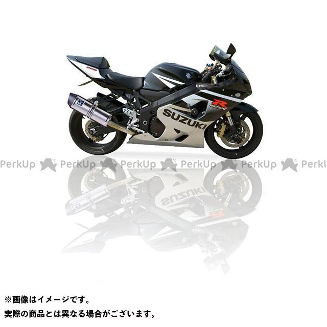 IXIL GSX-R600 マフラー本体 スズキ GSX 600 R (04-05) B2 スリップオンマフラー マフラータイプ:SOVE イクシル
