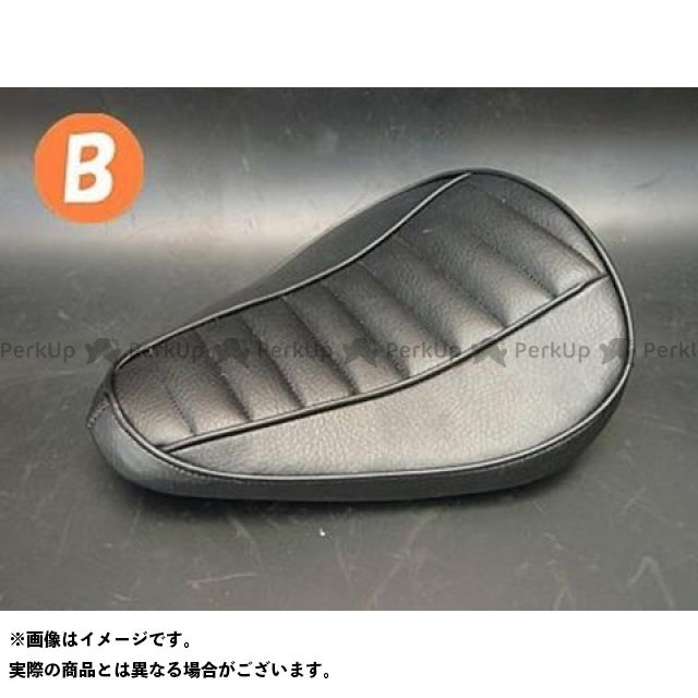 ブヒンヤケーアンドダブリュー ドラッグスター250(DS250) ドラッグスター400(DS4) シート関連パーツ 専用ソロシートKIT スプリングタイプ(ステッチ) 車種:DS400 タイプ:Bタイプ カラー:白 部品屋K&W