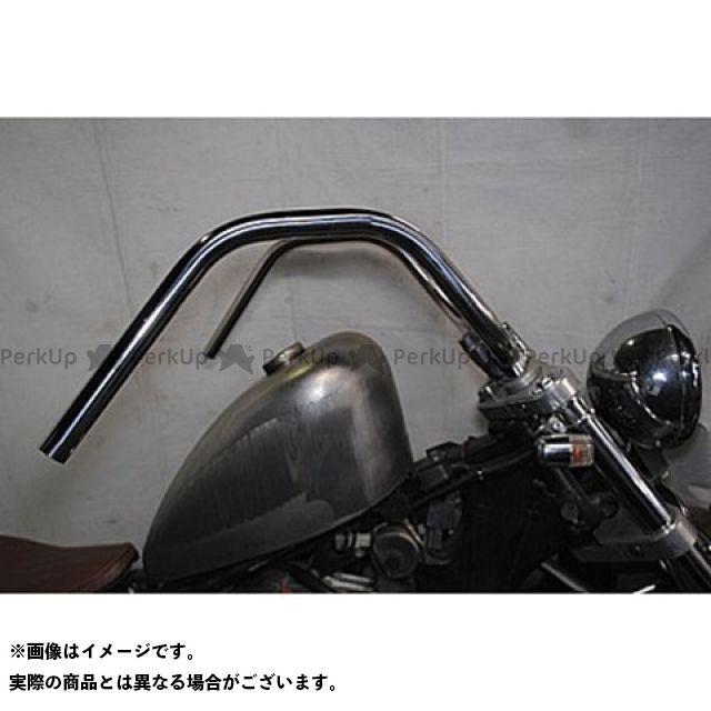 BikeMaster 7//8in Drag Bar Bend Handlebars