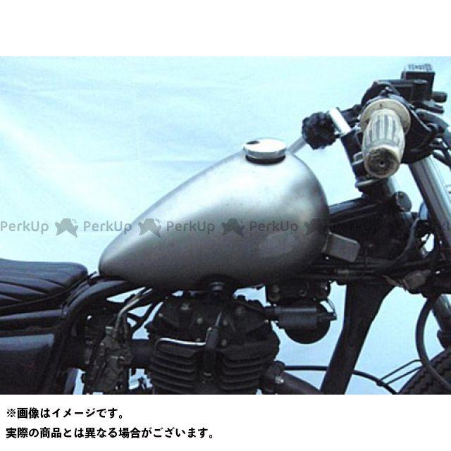 ブヒンヤケーアンドダブリュー 250TR タンク関連パーツ エッグタンク