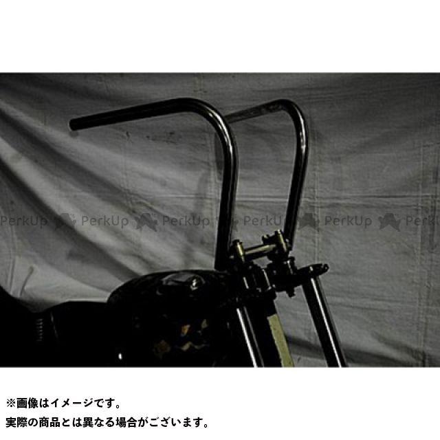 【エントリーで更にP5倍】ブヒンヤケーアンドダブリュー 250TR ハンドル関連パーツ ラビットバーナロータイプ 仕様:鉄製表面処理無し 部品屋K&W