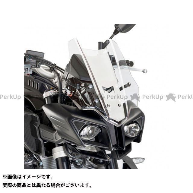 【エントリーで更にP5倍】Puig MT-10 スクリーン関連パーツ レーシングスクリーン カラー:クリア プーチ