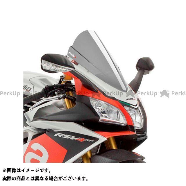 【エントリーでポイント10倍】 プーチ RSV4 R RSV4 RF スクリーン関連パーツ レーシングスクリーン スモーク